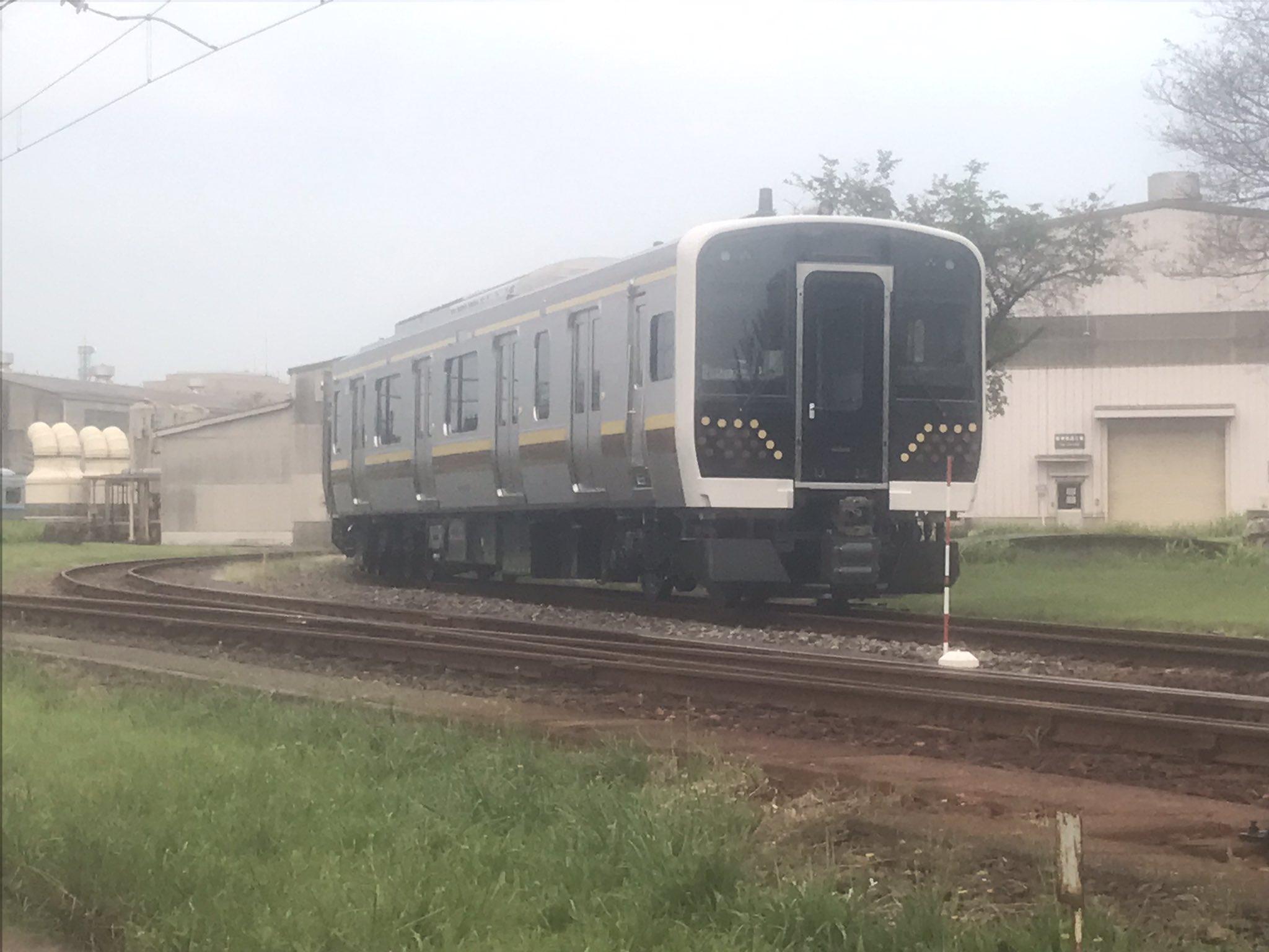 【日光線・宇都宮線】新型車両E131系500番台の出場はもうすぐか 先頭車両が目撃される