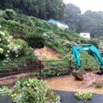 JR東日本伊東線伊豆多賀~網代駅間で土砂崩れ 大雨による運転見合わせ