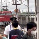 【大荒れ】吉川美南で撮り鉄50人が暴走 盗撮・駅員腹パン疑惑で警察沙汰に