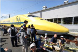 JR東海「浜松工場公開」2021年度秋開催の中止が発表