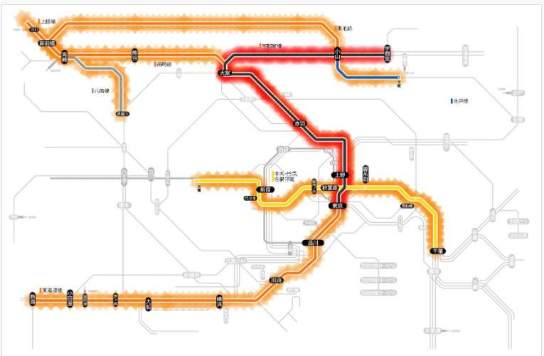 JR宇都宮線・湘南新宿ライン 落雷の影響で信号設備故障 運転見合わせ