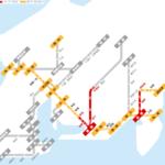 【大雨の影響】東海道線・飯田線・御殿場線で一部運転見合わせ