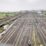 【教訓活かされる】長野新幹線車両センターから全車両を疎開