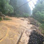 JR八戸線 大雨で土砂災害が発生運転再開見込み立たず