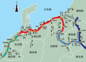 【増発・快速列車も】北陸新幹線金沢~敦賀開業で福井県内の並行在来線を第三セクター化