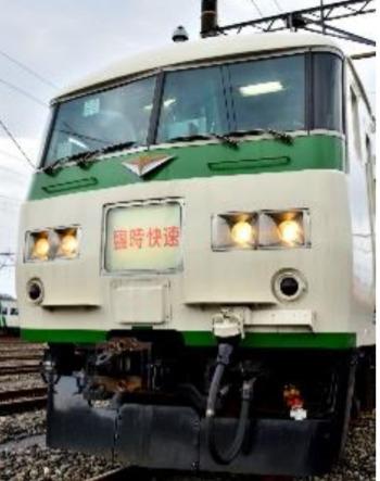 JR東日本「ちばトレインフェスティバル」開催 185系・E257-5500番台も展示
