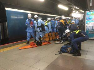 【当該はサフィール踊り子号】恵比寿で人身事故 埼京線が品川行きに
