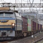 【迷惑撮り鉄】機関車EF66-27(ニーナ)撮影目的で複数の線路内侵入 東海道線が1時間以上大幅遅延 直通運転中止も
