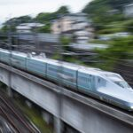 【初の日中走行】E956形S13編成「ALFA-X」が仙台~盛岡で試運転