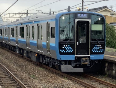 JR東日本E131系相模線 2021年11月18日から営業運転開始へ