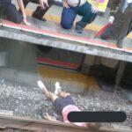 【自殺目的か】中国人男性が池袋駅3番線に飛び降り運行を妨害