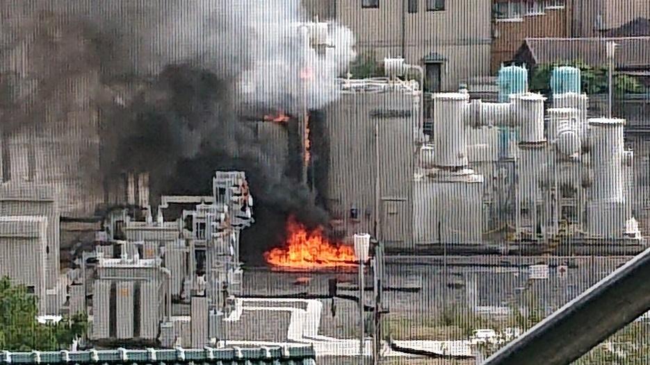 【司令にも影響が】JR蕨交流変電所が爆発 広域送電トラブルで鉄道網が麻痺