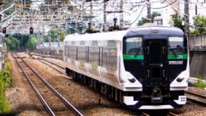 【開運初詣号】E257系5000番台?リニューアル車が営業初運転へ 2021年度冬臨時列車